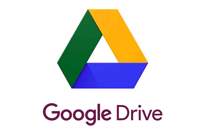 Concept Of Google Drive
