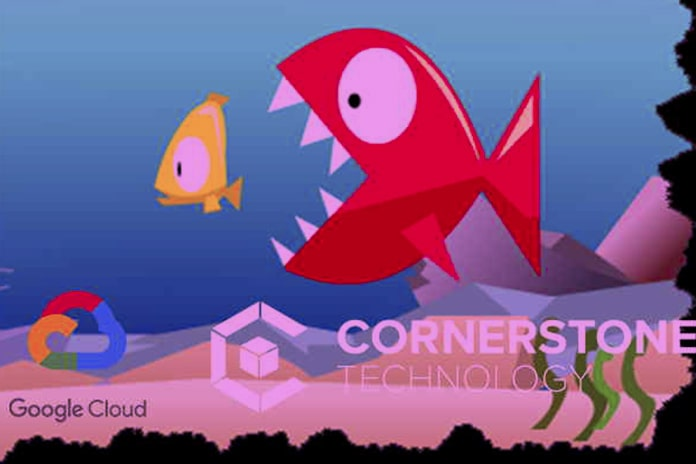 Google Finalizes Its Alternative Proposal To The Mainframe With The Purchase Of Cornerstone