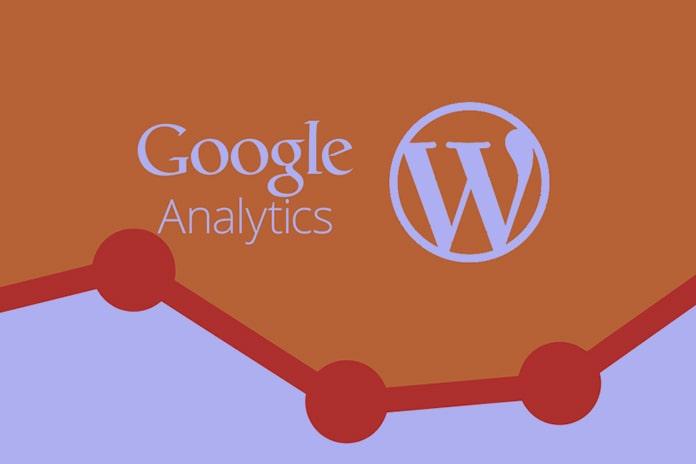 activate Google Analytics in Wordpress