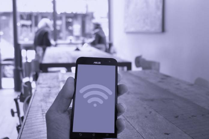 How Many Are Connected To Your Wifi On Mobile