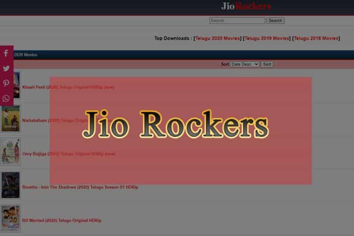 Jio Rockers - Latest JioRockers Updates