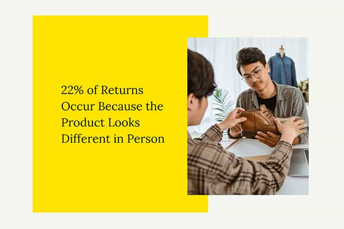 Returns Occur Because the Product Looks Different in Person-min