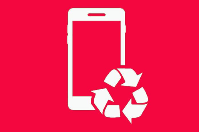 Recycle Old Mobile Phones