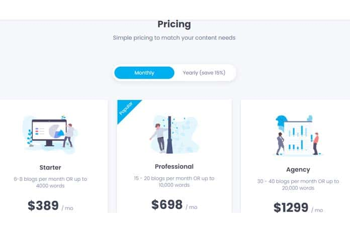 Content Fuel - Reasonable Pricing To Match Your Content Standards