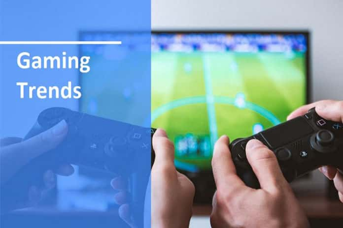 Top Gaming Software And Technology Trends In The Year 2021