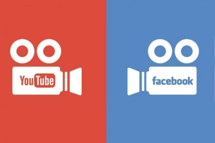 Facebook competes against Youtube